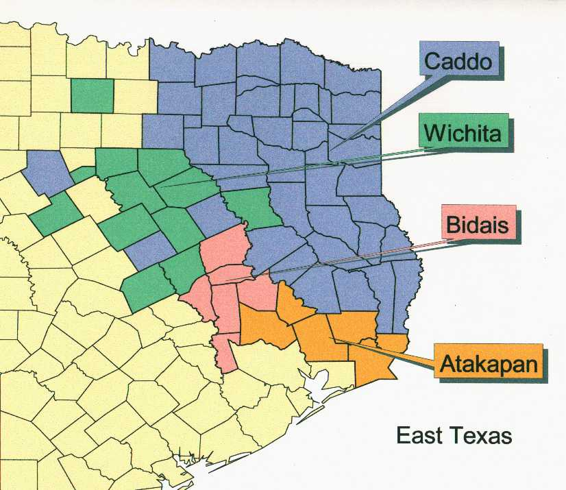 East Texas Indian Land