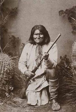 the texas apaches