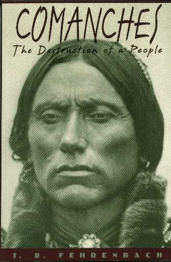 """comanche indians To re-establish favor among the settlers, he set out to hunt comanches with  aplomb  smithwick did add, however, that he vividly remembered the """"kindness  and  he argued that the us officials could not make white men out of indians  any."""