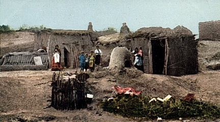 southwest indians homes