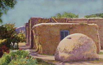 indian adobe houses - photo #22