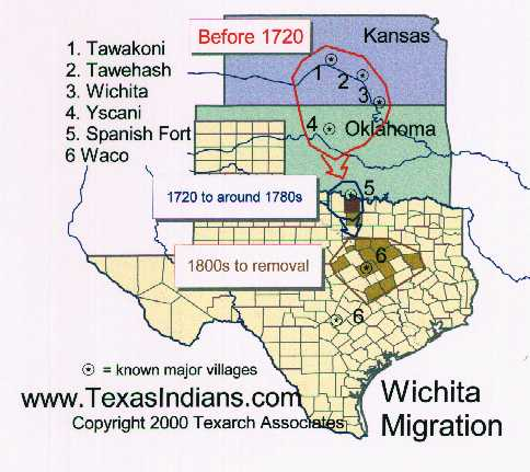 The Wichita Indians on map of athabascan, map of del city, map of cahuilla, map of timucua, map of hitchcock, map of watonga, map of lenape, map of carter, map of fossil ridge, map of kincaid, map of liberal, map of snyder, map of mangum, map of pauls valley, map of jenks, map of the shoshone, map of ohlone, map of skidmore, map of inola, map of springfield township,